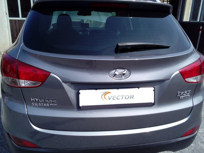 Hyundai ix35 1.7 CRDi with KeyPad PLUS Module