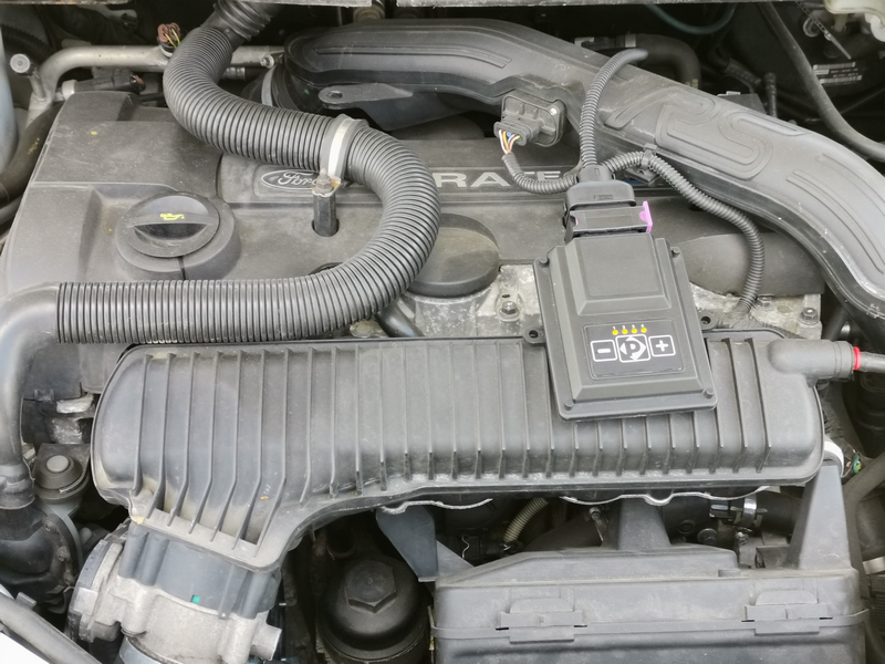 Chip Tuning for Ford Focus II 2 5 T (RS) with Vector Tuning